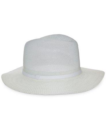 Nine West Women's Knit Panama Hat & Reviews - Handbags & Accessories - Macy's