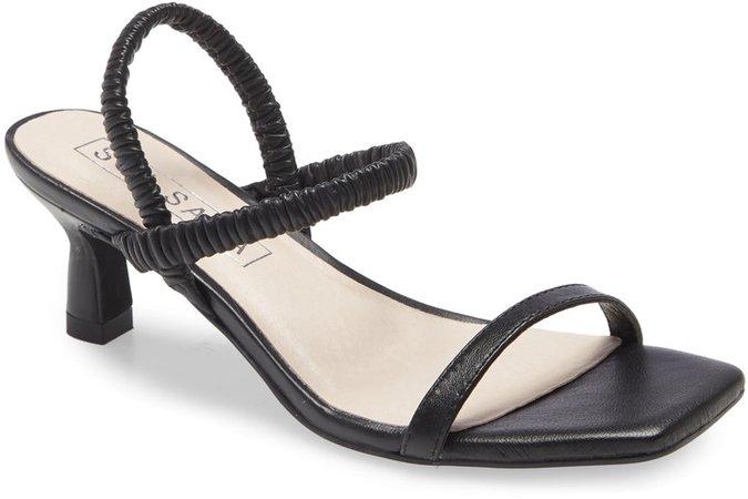 Oscar Ankle Strap Sandal