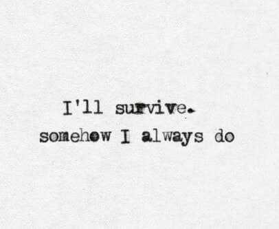 ill survive