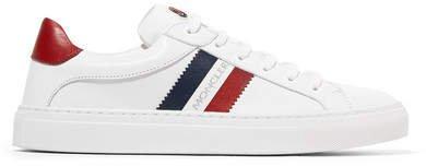 Leni Leather Sneakers - White