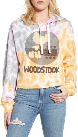 Woodstock Tie Dye Hoodie