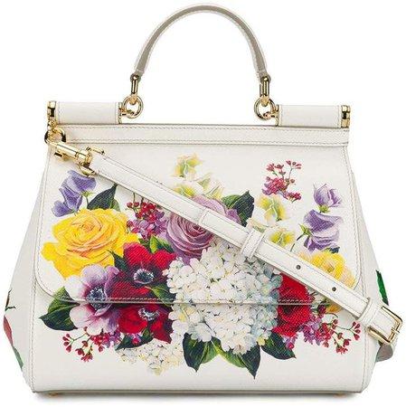 floral print Sicily bag