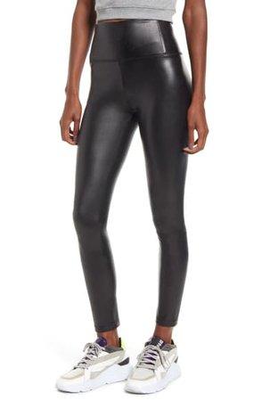 BP. Faux Leather Leggings   Nordstrom