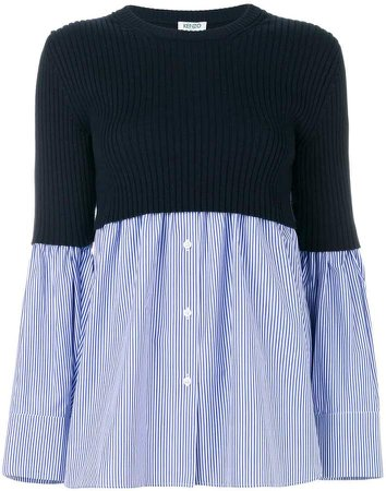 knit top shirt