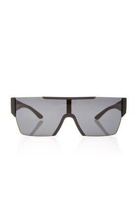 Burberry Sunglasses Square-Frame Acetate Sunglasses