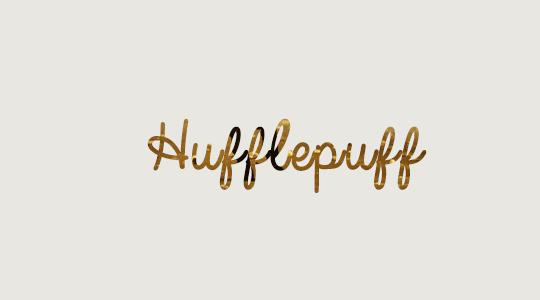 hufflepuff - Google Search