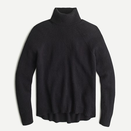J.Crew: Turtleneck Sweater In Supersoft Yarn For Women