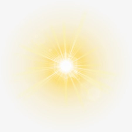 Golden Sun, Sun Clipart, Golden, Light PNG Image and Clipart for Free Download