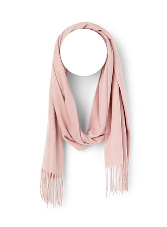 Faux-cashmere scarf | Simons | Women's Winter Scarves and Shawls online | Simons