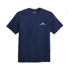 short sleeved vineyard vines shirt