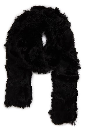 Saint Laurent Alpaca Scarf