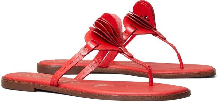 Heart Flip Flop