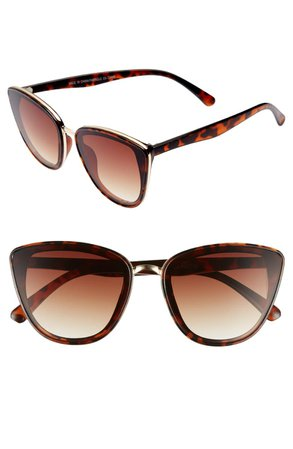 BP. 59mm Perfect Cat Eye Sunglasses | Nordstrom