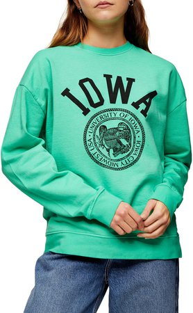 Iowa Crewneck Sweatshirt