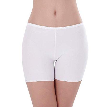 White Boyshorts To Go Under Dresses/Skirts