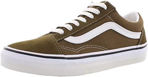 Amazon.com | Vans Old Skool (Dark Aura) Multi/True White Men's 4.5, Women's 6 Medium | Fashion Sneakers
