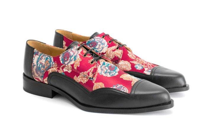 John Fluevog Derby Dress Shoe