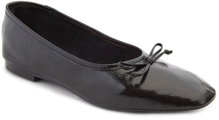 Arissa Square Toe Ballet Flat