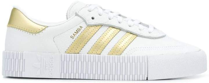 Sambarose platform sneakers