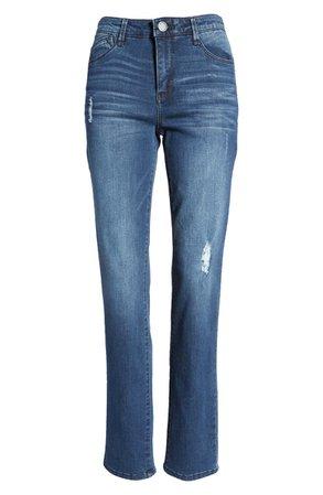 Straight Leg Jeans | Nordstrom