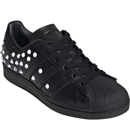 adidas Superstar Studded Sneaker (Women) | Nordstrom