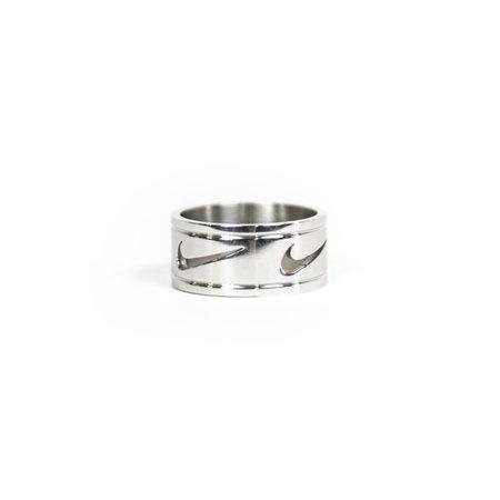 vintage nike silver ring - Google Search