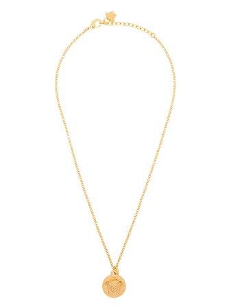 Versace Medusa Pendant Necklace - Farfetch