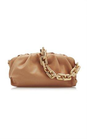 The Chain Pouch Leather Bag By Bottega Veneta | Moda Operandi