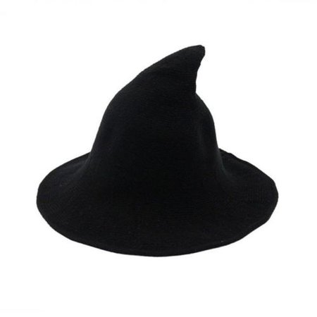 2018 Modern Witch Hat Made From Fashionable Sheep Wool Halloween Witch Hat NEW | eBay