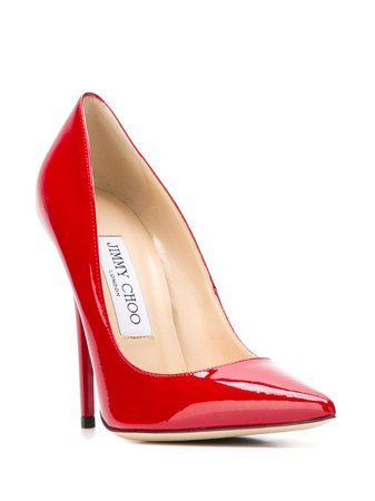 Jimmy Choo Anouk 120 Pumps - Farfetch