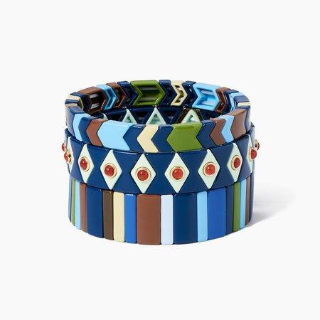 Mood Indigo Bracelet – Roxanne Assoulin