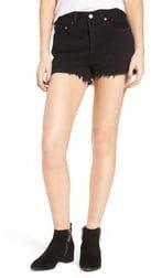 501(R) High Rise Denim Shorts