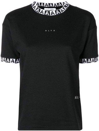 Alyx monogram ribbed tshirt