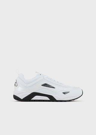 Ea7 New Racer Sneakers