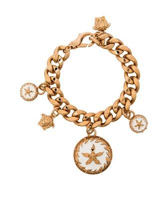 Versace Bracelet à Breloques Trésor De La Mer - Farfetch