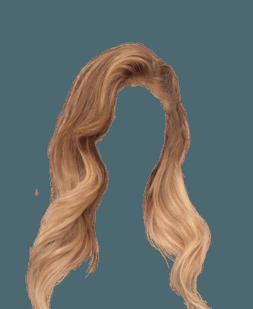 doll parts: hair