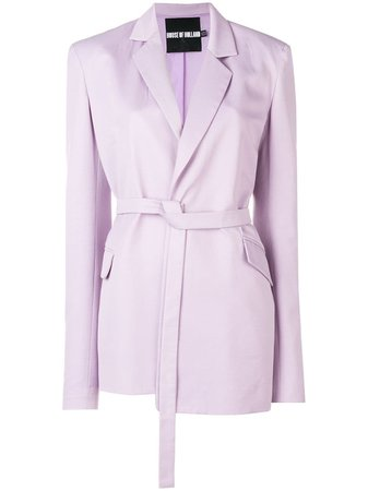 Pink House Of Holland Tailored Blazer | Farfetch.com