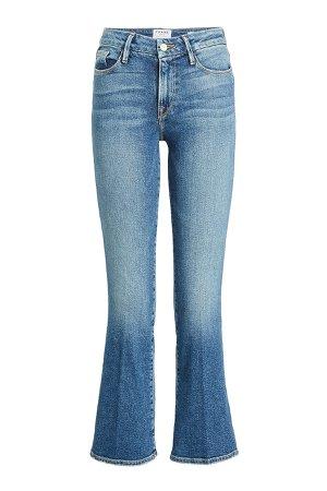 Le Crop Mini Boot Jeans Gr. 24