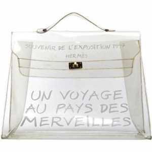 Hermes Un Voyage Kelly Souvenir Bag