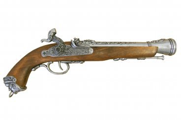 Flintlock pirate pistol, 18th. C. - Pistols - Colonial and Pirate 1492-XVIII C. - Denix