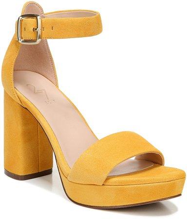 Briar Platform Sandal