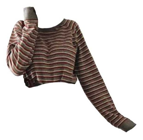 Striped Sweater - @anvember