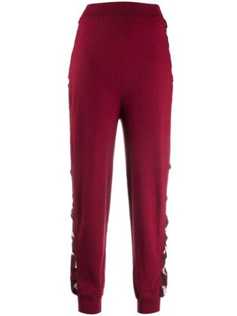 Stella McCartney Side Panelled Track Pants - Farfetch