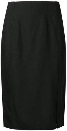 simple pencil skirt