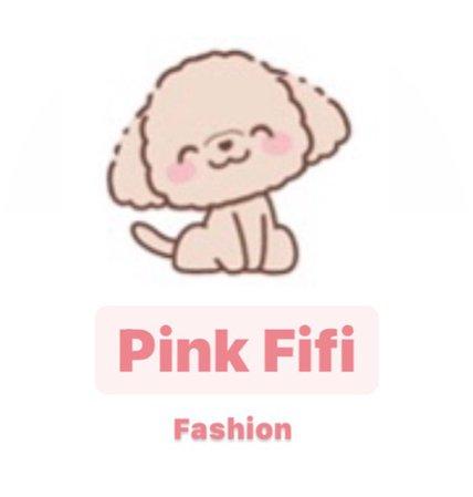 pink Fifi image - logo