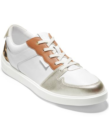 Cole Haan Women's Grand Crosscourt Modern Tennis Sneakers & Reviews - Athletic Shoes & Sneakers - Shoes - Macy's