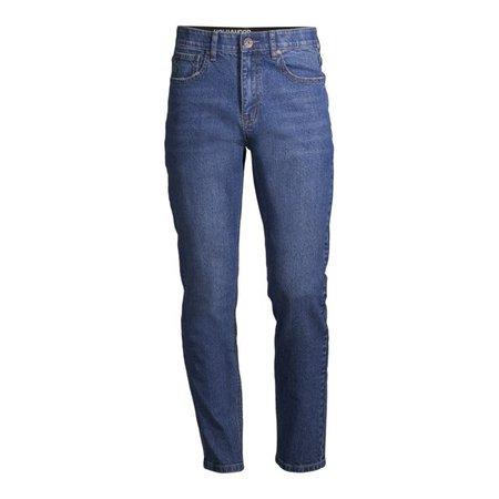 Hollywood - Hollywood Men's Active Flex Slim Fit Jeans - Walmart.com - Walmart.com
