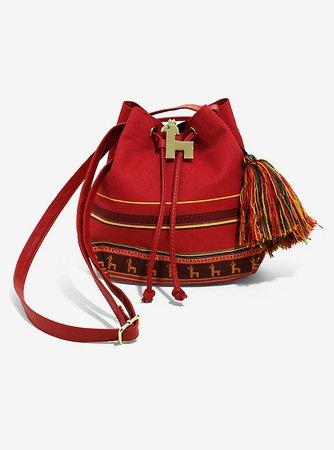 Loungefly Disney The Emperor's New Groove Bucket Crossbody Bag - BoxLunch Exclusive