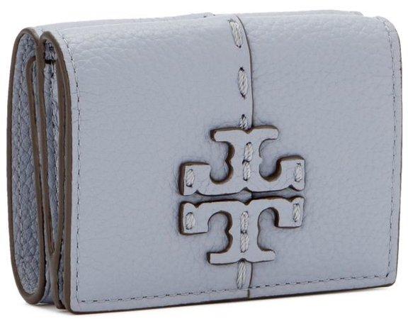 McGraw Tri-Fold Mini Wallet