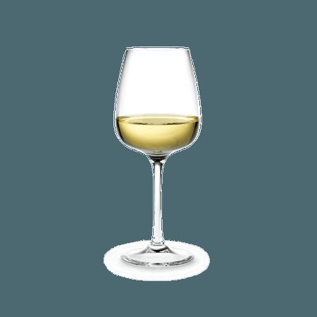 Bouquet White wine glass